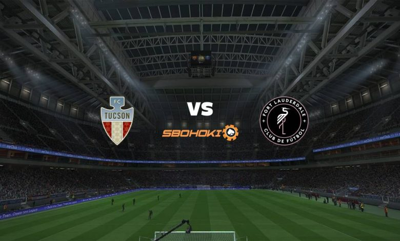 Live Streaming FC Tucson vs Fort Lauderdale CF 4 Juli 2021 1