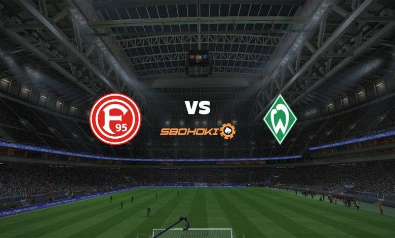 Live Streaming Fortuna Dsseldorf vs Werder Bremen 31 Juli 2021 1