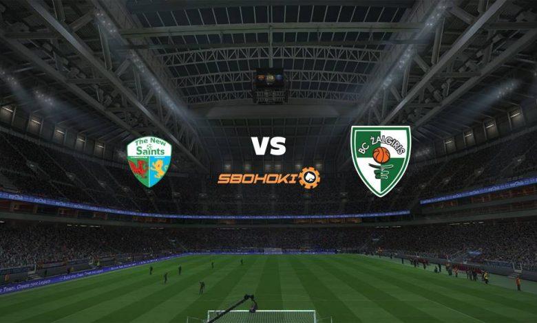 Live Streaming The New Saints vs Kauno Zalgiris 29 Juli 2021 1