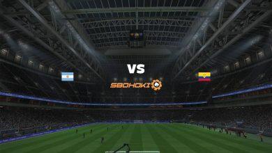Photo of Live Streaming  Argentina vs Ecuador 4 Juli 2021