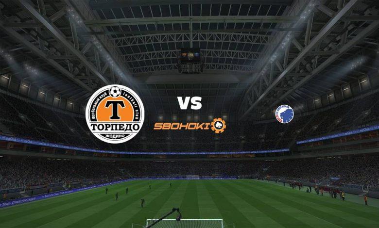 Live Streaming Torpedo Zhodino vs FC Copenhagen 29 Juli 2021 1