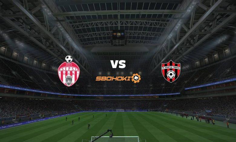 Live Streaming Sepsi Sfantu Gheorghe vs FC Spartak Trnava 29 Juli 2021 1