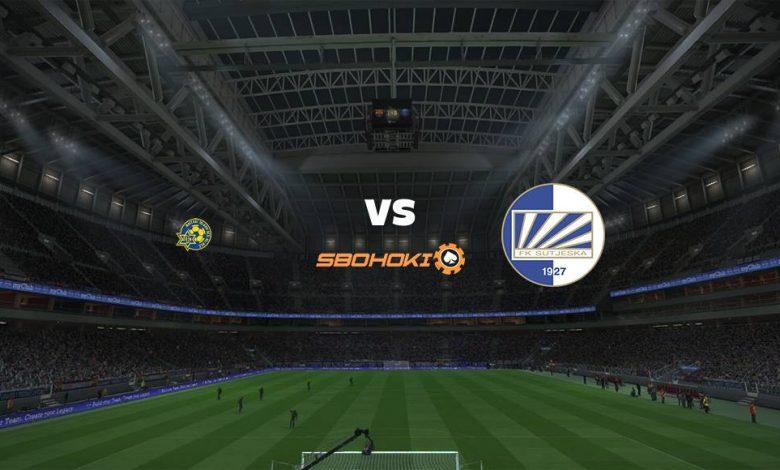 Live Streaming Maccabi Tel-Aviv vs FK Sutjeska 29 Juli 2021 1