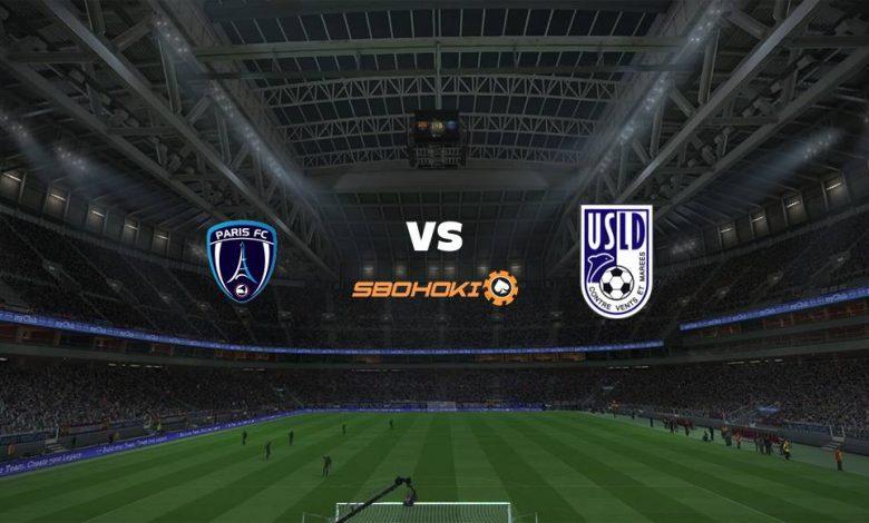 Live Streaming Paris FC vs Dunkerque 31 Juli 2021 1