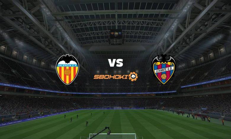 Live Streaming Valencia vs Levante 30 Juli 2021 1