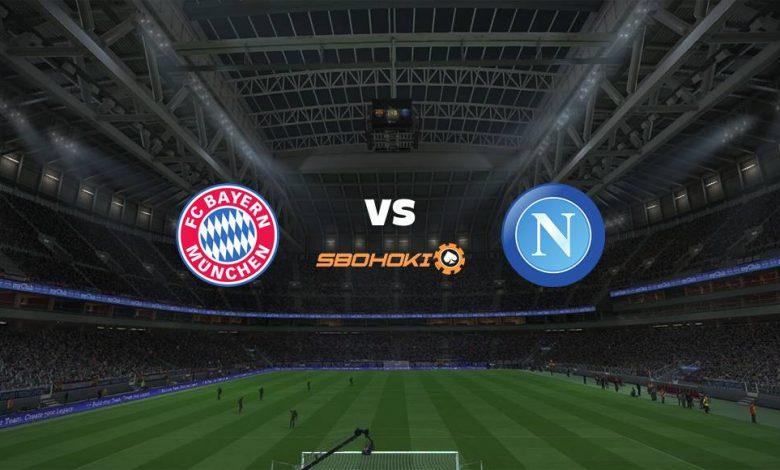 Live Streaming Bayern Munich vs Napoli 31 Juli 2021 1
