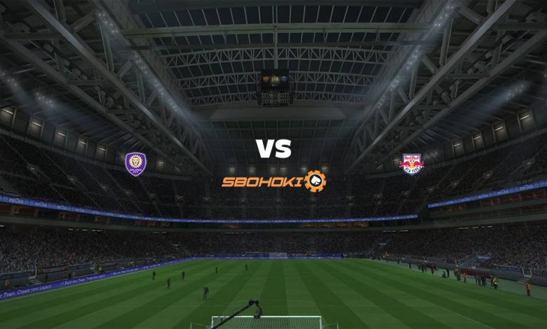 Live Streaming  Orlando City SC vs New York Red Bulls 3 Juli 2021 1
