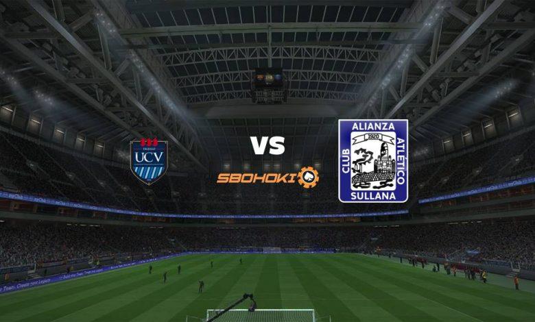 Live Streaming Csar Vallejo vs Alianza Atltico 31 Juli 2021 1