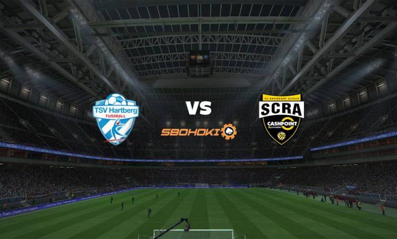 Live Streaming TSV Hartberg vs SC Rheindorf Altach 31 Juli 2021 1