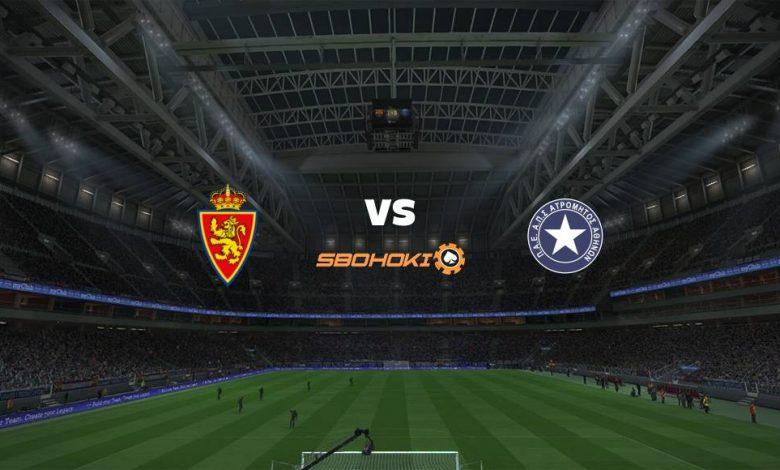 Live Streaming Real Zaragoza vs Atromitos 30 Juli 2021 1