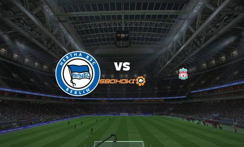 Live Streaming Hertha Berlin vs Liverpool 29 Juli 2021 1
