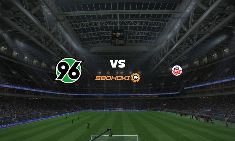 Live Streaming Hannover 96 vs Hansa Rostock 31 Juli 2021 1
