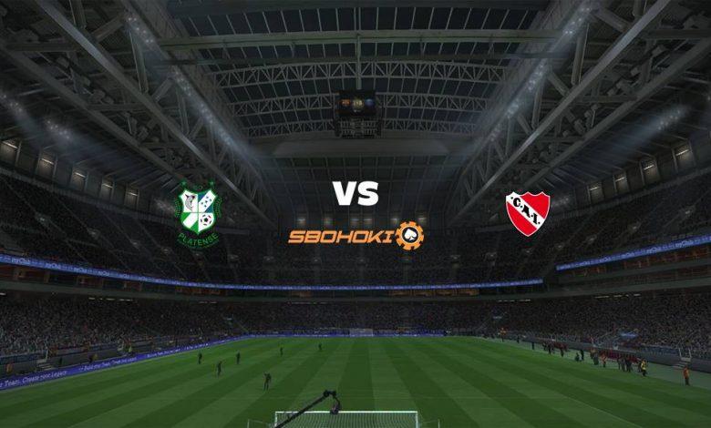 Live Streaming Platense vs Independiente 31 Juli 2021 1