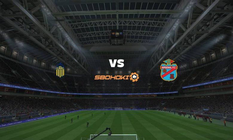 Live Streaming Rosario Central vs Arsenal de Sarand 25 Agustus 2021 1