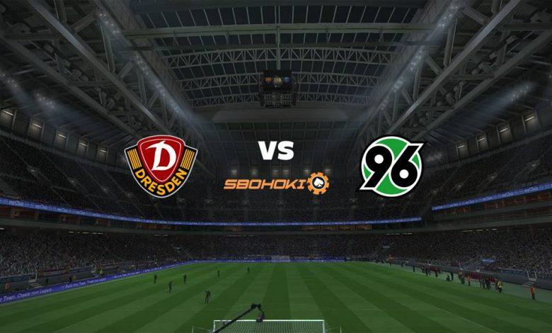 Live Streaming Dynamo Dresden vs Hannover 96 14 Agustus 2021 1