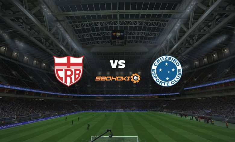 Live Streaming CRB vs Cruzeiro 29 Agustus 2021 1