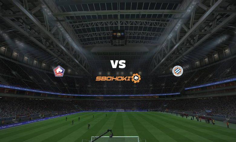 Live Streaming Lille vs Montpellier 29 Agustus 2021 1