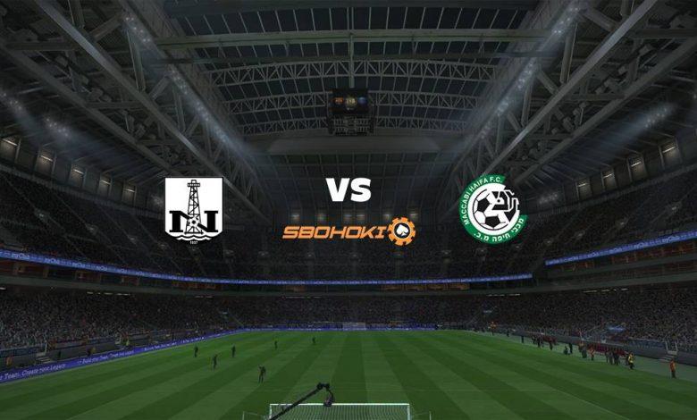 Live Streaming Neftchi vs Maccabi Haifa 19 Agustus 2021 1