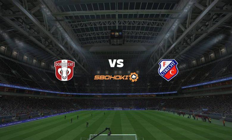 Live Streaming FC Dordrecht vs Jong FC Utrecht 20 Agustus 2021 1