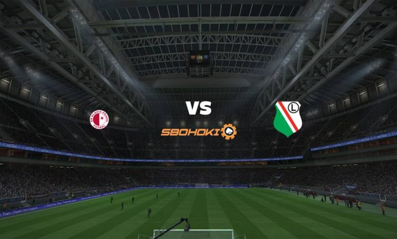 Live Streaming Slavia Prague vs Legia Warsaw 19 Agustus 2021 1
