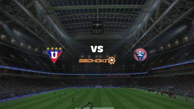 Photo of Live Streaming  Liga de Quito vs Olmedo 3 Agustus 2021