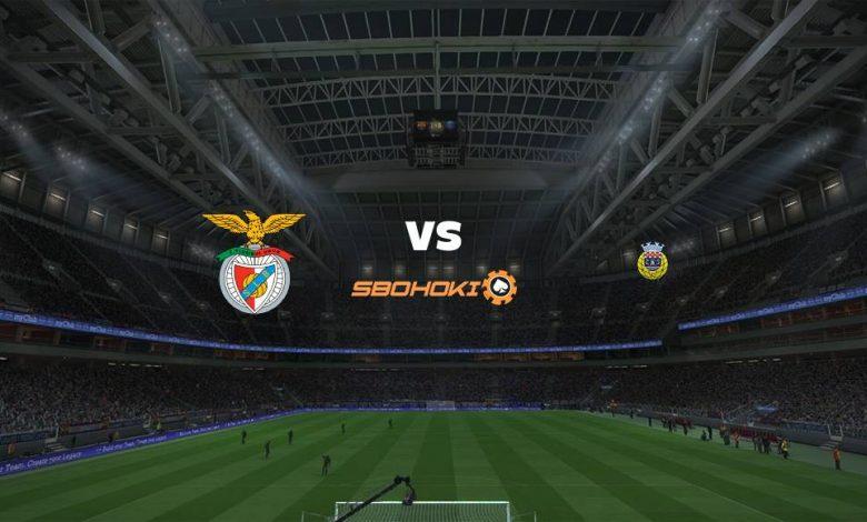 Live Streaming Benfica vs Arouca 14 Agustus 2021 1
