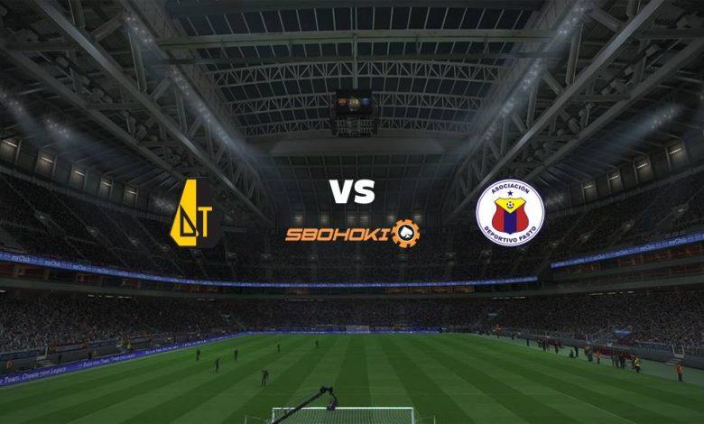 Live Streaming Deportes Tolima vs Deportivo Pasto 14 Agustus 2021 1