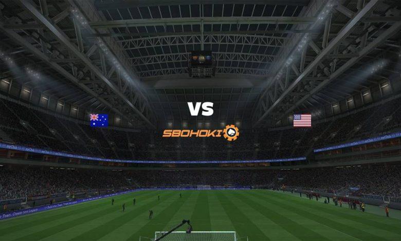 Live Streaming Australia vs United States 5 Agustus 2021 1