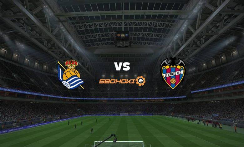 Live Streaming Real Sociedad vs Levante 28 Agustus 2021 1
