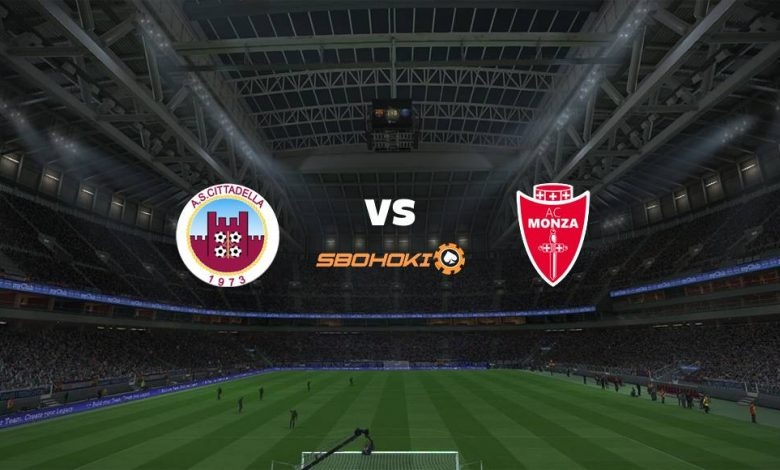 Live Streaming Cittadella vs Monza 14 Agustus 2021 1