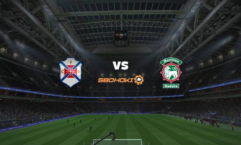 Live Streaming Belenenses vs Maritimo 16 Agustus 2021 1