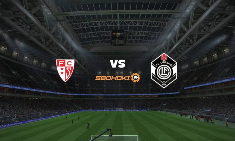Live Streaming FC Sion vs FC Lugano 28 Agustus 2021 1