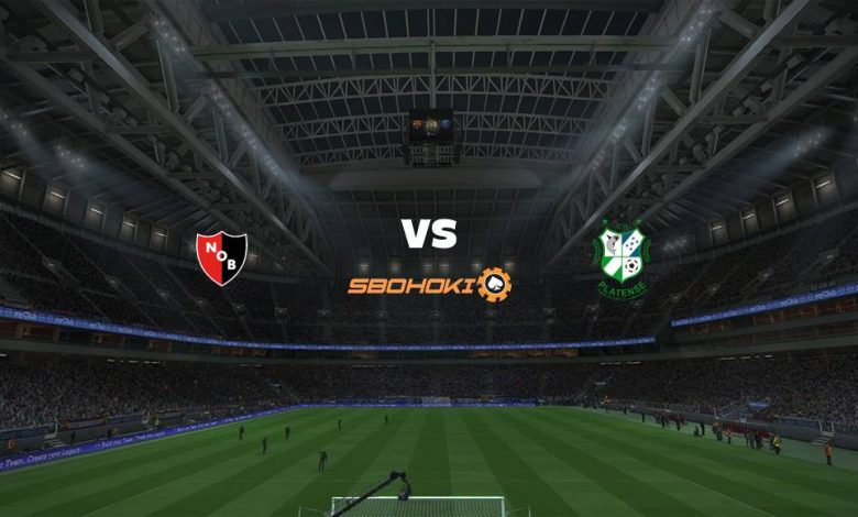 Live Streaming Newell's Old Boys vs Platense 7 Agustus 2021 1