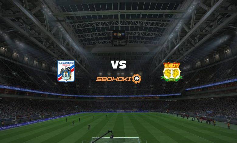 Live Streaming Carlos A. Mannucci vs Sport Huancayo 3 Agustus 2021 1