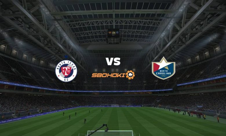 Live Streaming North Texas SC vs North Carolina FC 15 Agustus 2021 1