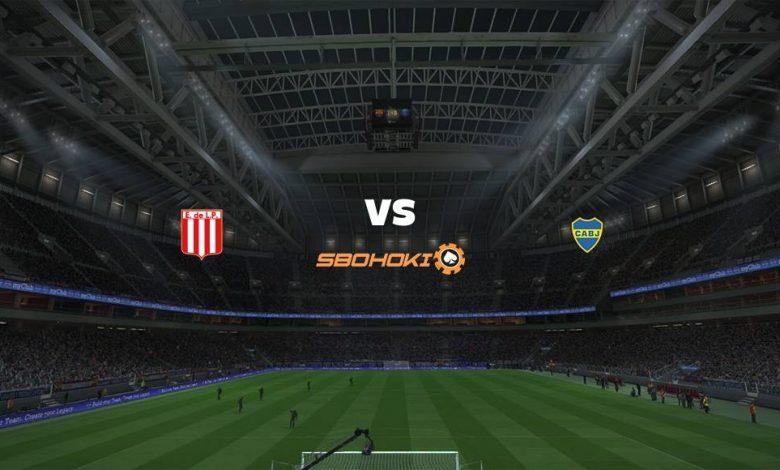 Live Streaming Estudiantes de La Plata vs Boca Juniors 15 Agustus 2021 1