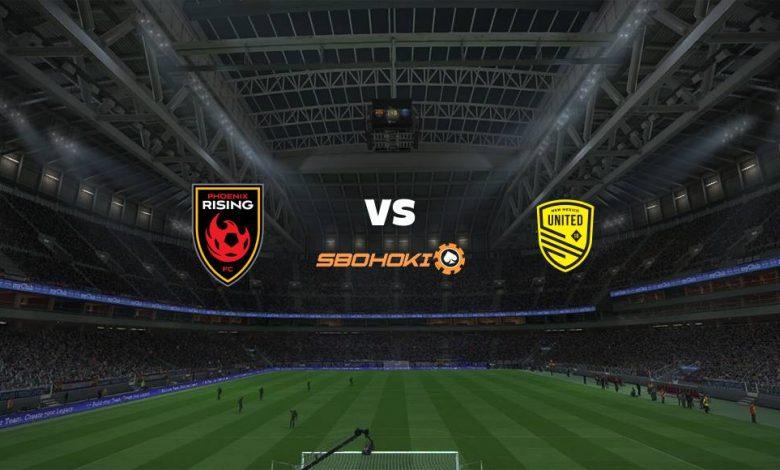 Live Streaming Phoenix Rising FC vs New Mexico United 29 Agustus 2021 1