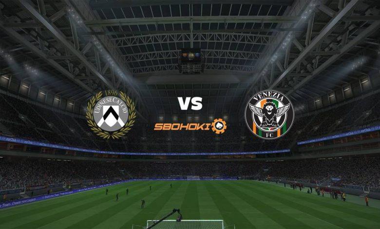 Live Streaming Udinese vs Venezia 27 Agustus 2021 1