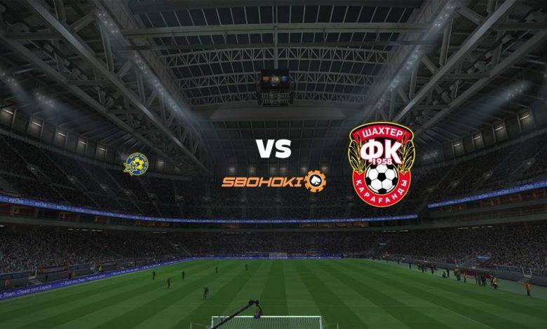 Live Streaming Maccabi Tel-Aviv vs Shakhter Karagandy 26 Agustus 2021 1