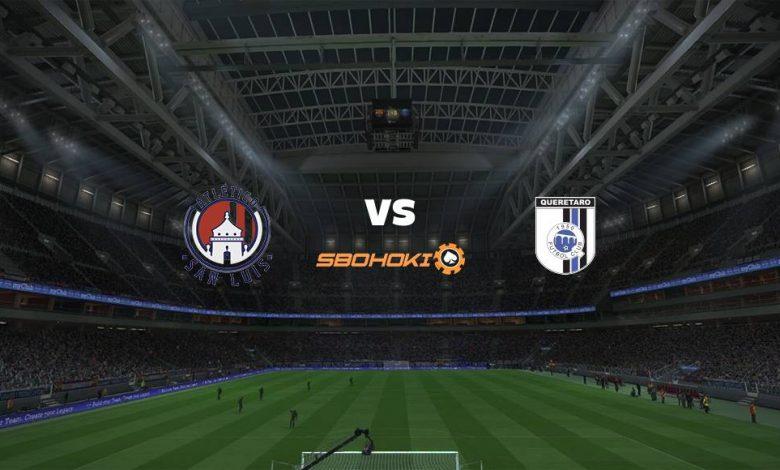 Live Streaming Atltico San Luis vs Quertaro 3 Agustus 2021 1
