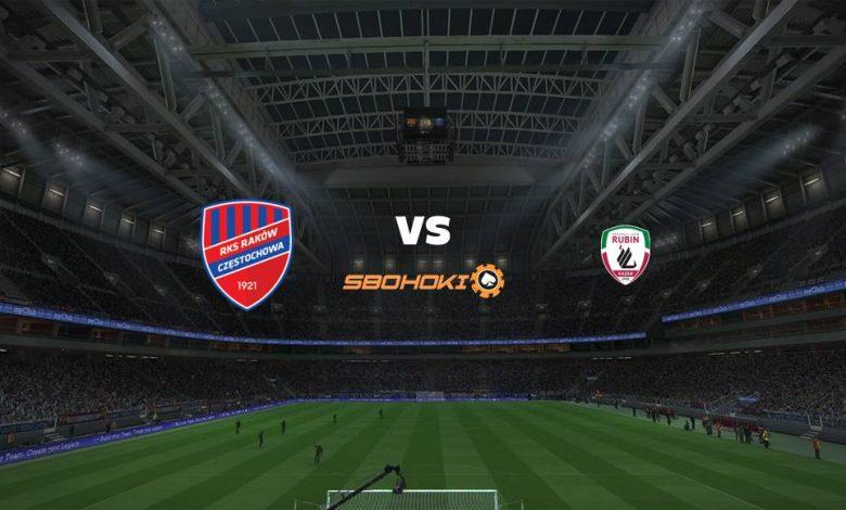 Live Streaming Rakow Czestochowa vs Rubin Kazan 5 Agustus 2021 1
