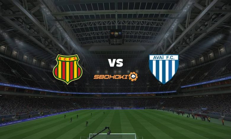 Live Streaming Sampaio Corra vs Ava 18 Agustus 2021 1
