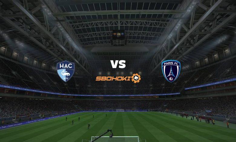 Live Streaming Le Havre AC vs Paris FC 7 Agustus 2021 1