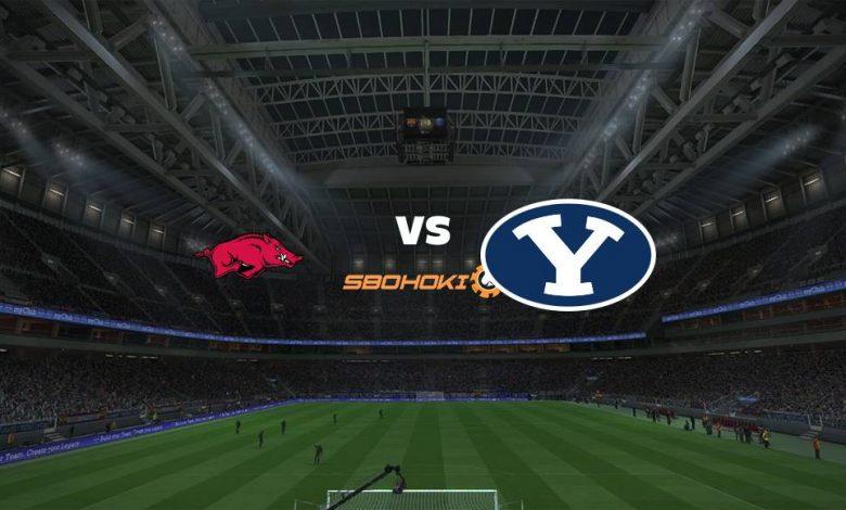 Live Streaming Arkansas Razorbacks vs BYU 31 Agustus 2021 1