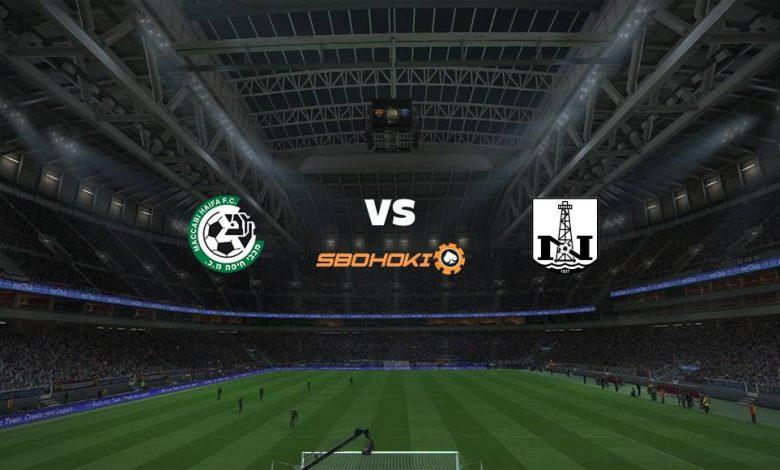 Live Streaming Maccabi Haifa vs Neftchi 26 Agustus 2021 1