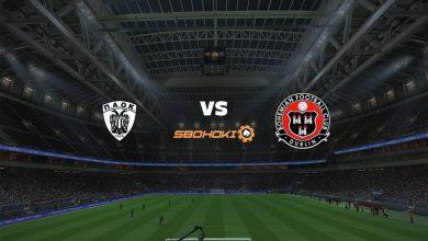 Photo of Live Streaming  PAOK Salonika vs Bohemians 12 Agustus 2021