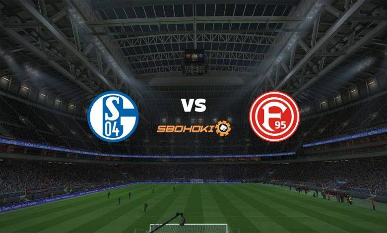 Live Streaming Schalke 04 vs Fortuna Dsseldorf 28 Agustus 2021 1