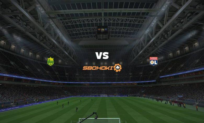 Live Streaming Nantes vs Lyon 27 Agustus 2021 1