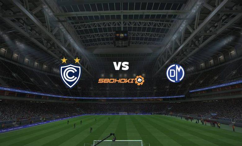Live Streaming Cienciano del Cusco vs Deportivo Municipal 3 Agustus 2021 1
