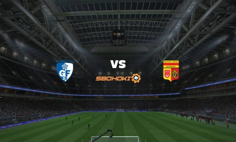 Live Streaming Grenoble vs US Quevilly 21 Agustus 2021 1